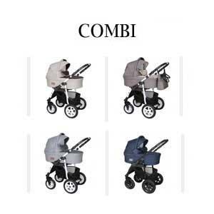 Krausman Strollers Combi