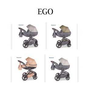 Krausman Strollers Ego