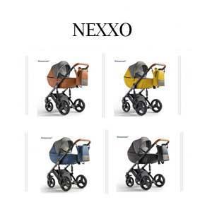 Krausman Strollers Nexxo
