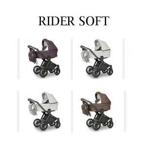 Krausman Strollers Rider Soft