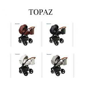 Krausman Strollers Topaz