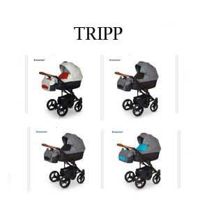 Krausman Strollers Tripp
