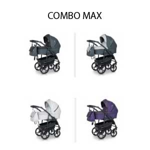Krausman Strollers Combo Max