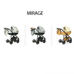 Krausman Strollers Mirage